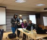 Обука на здравствените едукатори во октомври 2013